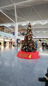 空港ツリー